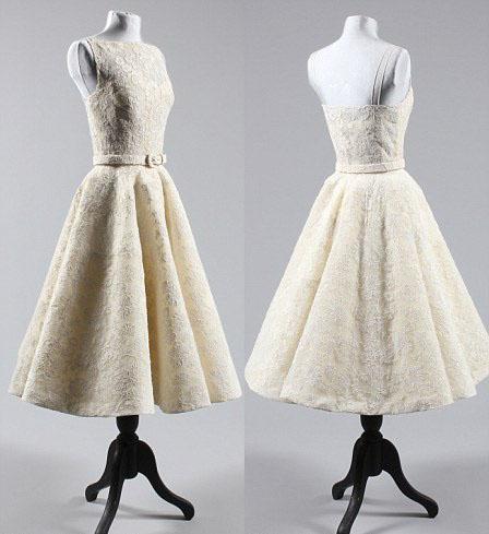 Кружевное платье Одри Хепберн