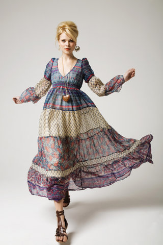 Екатерина Панкина, стилист-имиджмейкер, консультант по стилю. Стиль Бохо