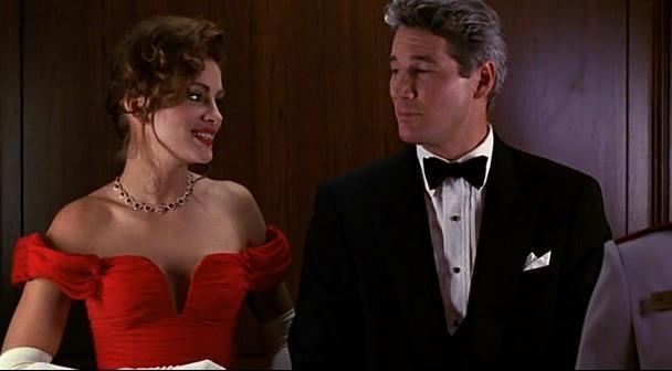 Красное платье из фильма «Красотка»