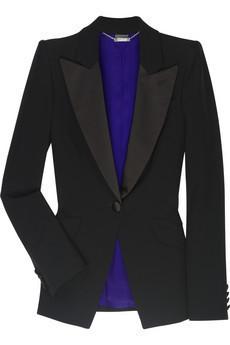Пиджак  для типа фигуры Груша