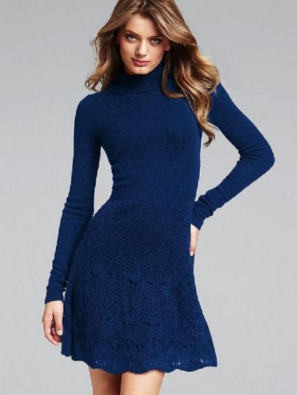 Перейти на сайт продавца и купить вязаное платье в интернет-магазине с . Описание: Вязаные вещи не только тёплое и