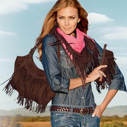 Cowboy fashion style