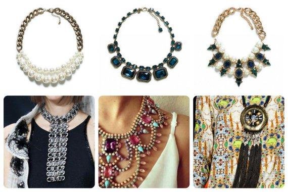 Модные украшения тренды бижутерия 2016 своими руками